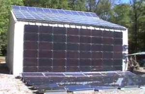 солнечная батарея Sharp
